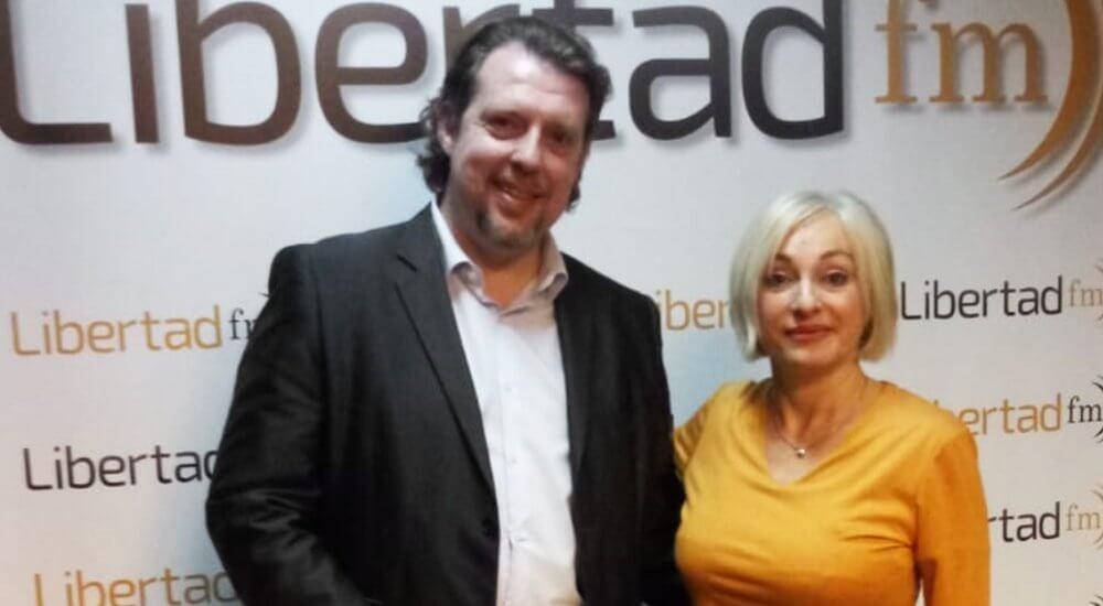 Acudimos a 'Piérdete y disfruta' con Pilar Carrizosa – Libertad FM Radio