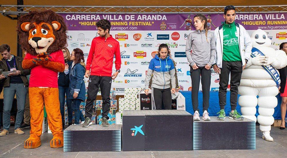 Sonrisalud participa en el Higuero Running Festival de Aranda de Duero