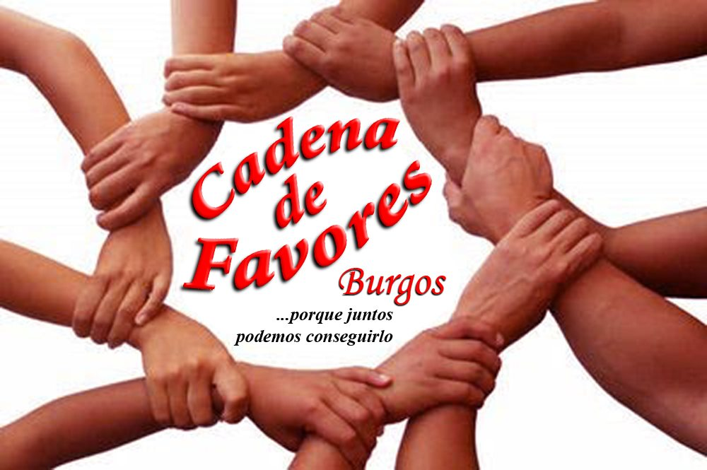 Campaña de Navidad Sonrisalud y Cadena de Favores de Burgos