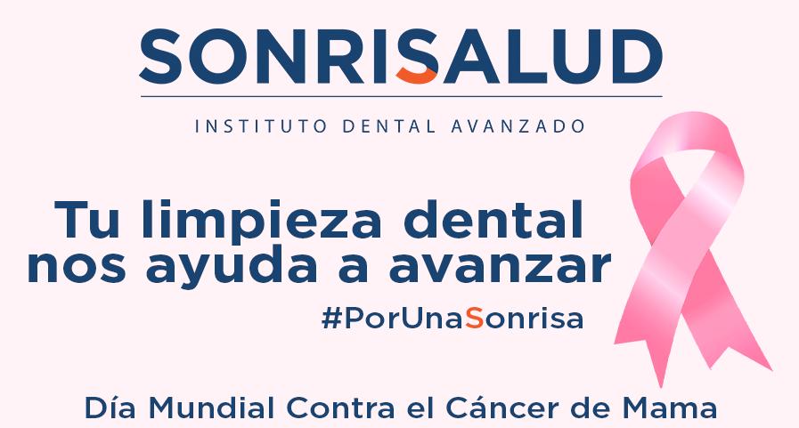 Sonrisalud colabora en la lucha contra el cáncer de mama en la provincia de Burgos